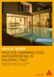 Sika at Work - Piscina Prestige - Palermo, Italy SIKA