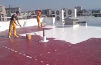 Pelicule hidroizolante terase necirculabile SIKA