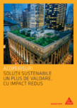 Acoperisuri - Solutii sustenabile un plus de valoare, cu impact redus SIKA