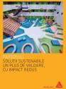 Pardoseli Sika - Solutii sustenabile un plus de valoare, impact redus