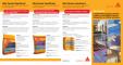 Sisteme profesionale pentru lipirea si sigilarea placilor ceramice si a pietrei naturale SIKA - Sika® Ceram-205