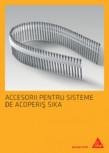 Accesorii pentru sisteme de acoperis SIKA