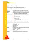 Membrana polimerica pentru impermeabilizarea acoperisurilor SIKA - Sarnafil® T 66-15D