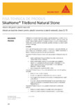 Adeziv alb pentru piatra naturala SIKA - SikaHome® Tilebond Natural Stone