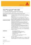 Protectie antifoc pentru lemn SIKA - Pyroplast® HW-300