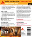 Protectie antifoc pentru lemn - 5kg SIKA - Pyroplast® Wood T