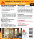 Protectie antifoc pentru lemn - 5kg SIKA - Pyroplast® Wood T Primer