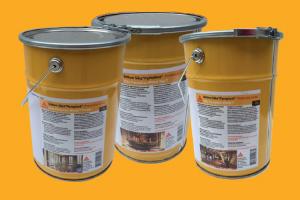 Tratamente de protectie la foc pentru lemn Sistemele de protectie la foc Sika® Pyroplast® pot inhiba sau intarzia aprinderea suprafetelor si propagarea focului.