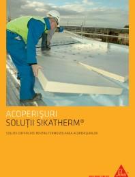 Solutii certifificate pentru hidroizolarea acoperisurilor