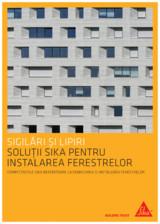 Solutii Sika pentru instalarea ferestrelor SIKA