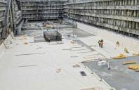 Sisteme pentru hidroizolarea structurilor subterane din beton Sistemul unic SikaProof® A si P poate fi utilizat nu doar pentru structuri noi, dar si pentru renovarea subsolurilor existente, castigand astfel o pozitie importanta ca solutie de renovare.