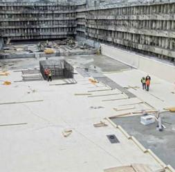 Sisteme pentru hidroizolarea structurilor subterane din beton SIKA