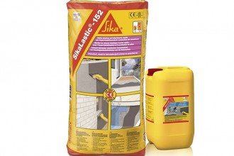 Solutii pentru impermeabilizarea suprafetelor inainte de aplicarea placilor ceramice SIKA