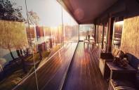 Inchideri pentru terase si balcoane cu sticla GAVIOTA