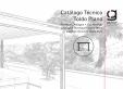 Catalog tehnic pergole (sisteme plane) GAVIOTA