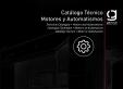 Catalog tehnic motoare si automatizari GAVIOTA