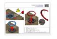 Instructiuni montaj inel pentru unitatea de prize BACHMANN - PIX
