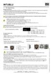 Instructiuni montaj pentru sistem audio INTUBLU compatibil cu prizele incorporabile pentru bucatarie living baie sau birou