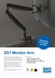 Brat pentru monitor BACHMANN - ZG2