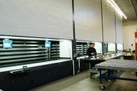 Sisteme automate de depozitare, manipulare si WMS