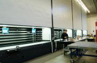 Sisteme automate de depozitare, manipulare si WMS  Masinile de depozitare Dexion sunt sisteme automate de depozitare si manipulare care pot imbunatati semnificativ eficienta depozitarii si a manipularii.
