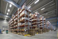 Sisteme de rafturi industriale portpalet DEXION