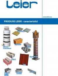 Pliant caracteristici produse Leier