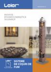 Brosura Cosuri de fum Leier / Cosuri de fum ceramice / LEIER ROM