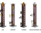 Cosuri de fum ceramice pentru ventilare naturala sau artificiala a locuintelor LEIER