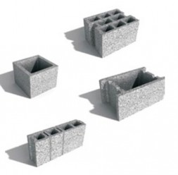Elemente de zidarie si cofraj din beton  LEIER