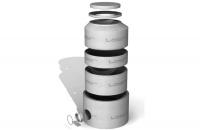Sisteme de canalizare Tuburile din beton si elementele pentru constructii civile LEIER sunt adecvate in primul rand constructiei de canalizari subterane gravitationale si de camine de vizitare.