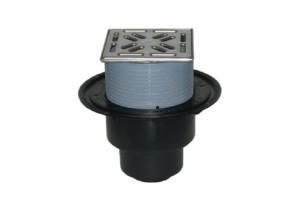 Sifoane de scurgere pentru pardoseala si pentru cadite de dus Sifoanele de pardoseala si accesoriile Teraplast reprezinta o solutie moderna pentru sistemele de evacuare a apelor uzate  din interiorul cladirilor.