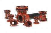 Cuple si mansoane pentru sistemele de distributia apei TERAPLAST produce si comercializeaza diverse tipuri de mansoane si cuple pentru sistemele de distributie a apei.