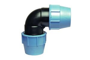 Fitinguri de compresiune pentru sistemele de distributie a apei TERAPLAST produce o gama variata de fitinguri de compresiune, coliere, mufe, coturi, pentru sistemele de distributie a apei.