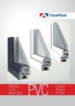 Profile pentru tamplarie PVC TeraPlast - TP 4000 , TP 6000, TP 7000