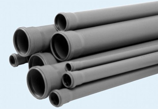Țevi PVC pentru canalizări interioare în construcții civile și industriale TeraPlast