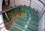 Scari pe structura metalica pentru interior - BINTEL