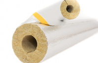 Cochilii din vata minerala bazaltica pentru izolarea termica a conductelor COCHILTECH
