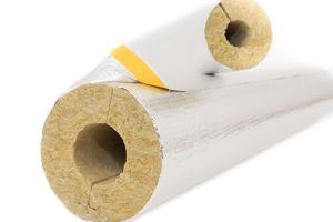 Cochilii din vata minerala bazaltica - COCHILTECH AL  Cochilii din vata minerala bazaltica utilizate pentru izolarea termica a conductelor de apa la instalatiile de incalzire sau apa fierbinte si la conductele de aburi.