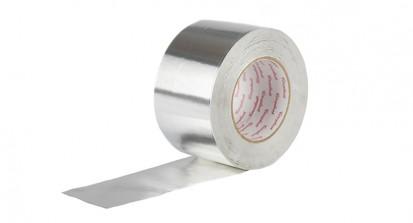 Benzi adezive si garnituri / Banda aluminiu Coroplast 910