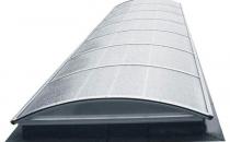 Luminatoare industriale Luminatorul HEXADOME este destinat instalarii pe acoperisuri in scopul asigurarii functiilor de iluminat si evacuare fum. Poate avea latimea intre 1 m si 5 m, se realizeaza la comanda.
