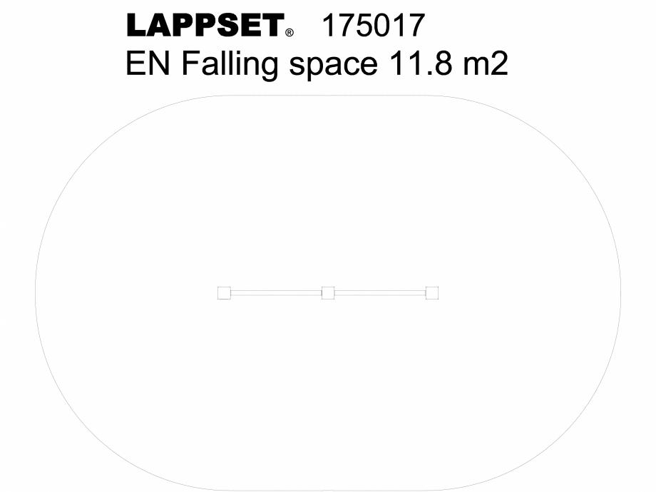 Pagina 1 - CAD-DWG Echipament de joaca pentru copii - 175017 LAPPSET Detaliu de produs CLOVER
