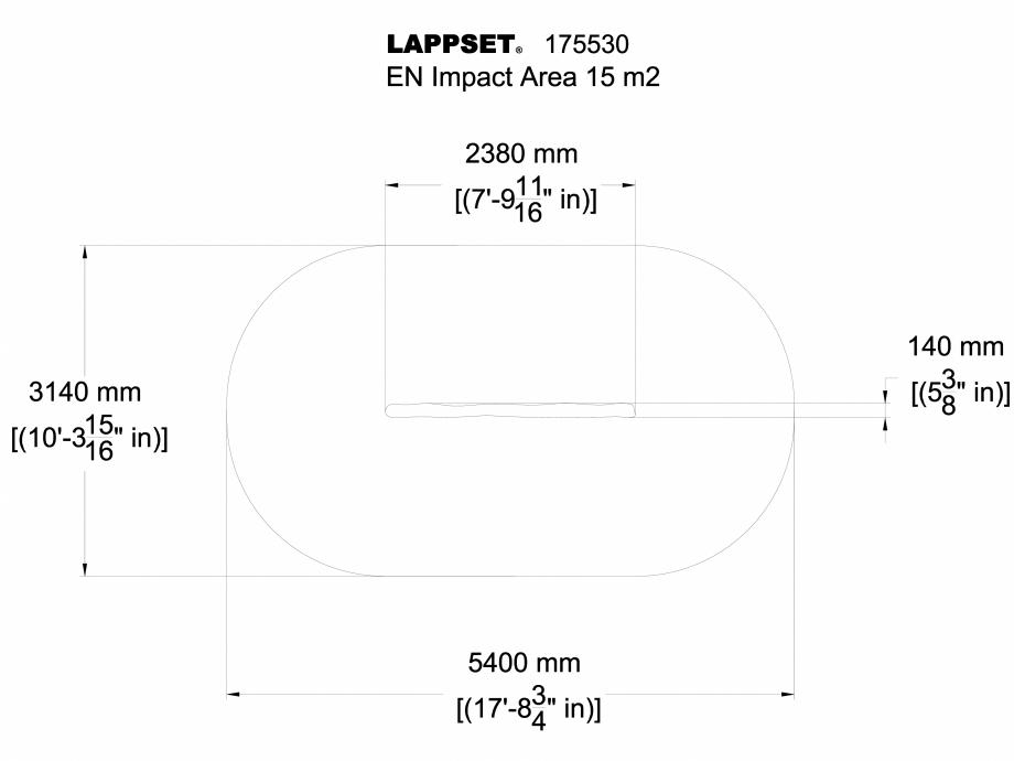 Pagina 1 - CAD-DWG Echipament de joaca pentru copii - 175530 LAPPSET Detaliu de produs FLORA