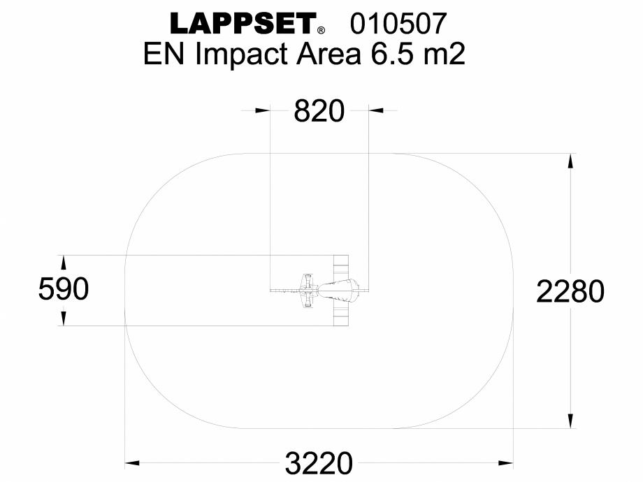 Pagina 1 - CAD-DWG Echipament de joaca pentru copii - 010507 LAPPSET Detaliu de produs NEW FINNO