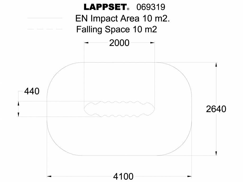 Pagina 1 - CAD-DWG Echipament de joaca pentru copii - 096319 LAPPSET Detaliu de produs NEW FINNO