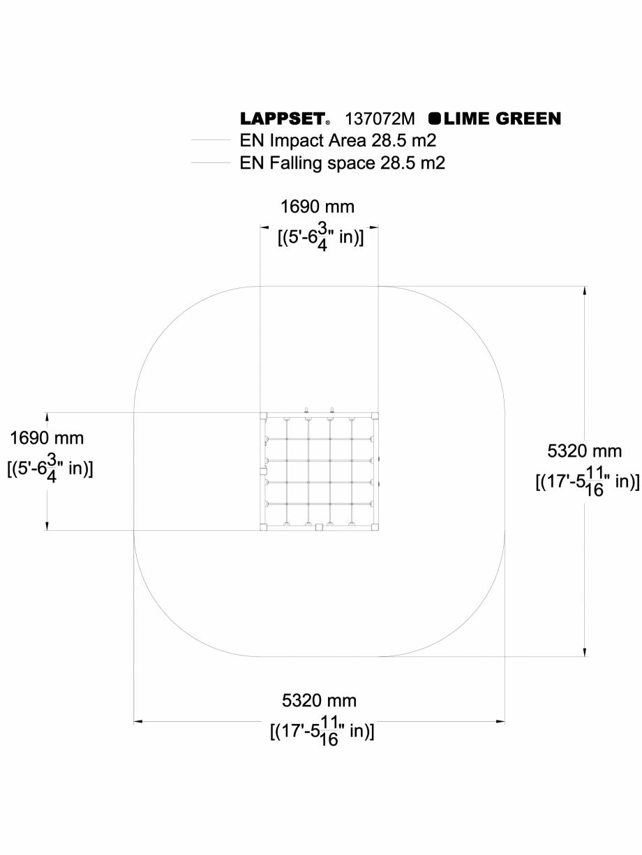 Pagina 1 - CAD-DWG Echipament de joaca pentru copii - 137072 LAPPSET Detaliu de produs NEW FINNO