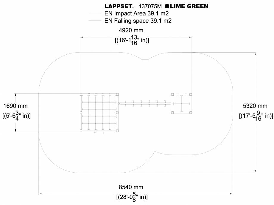 Pagina 1 - CAD-DWG Echipament de joaca pentru copii - 137075 LAPPSET Detaliu de produs NEW FINNO