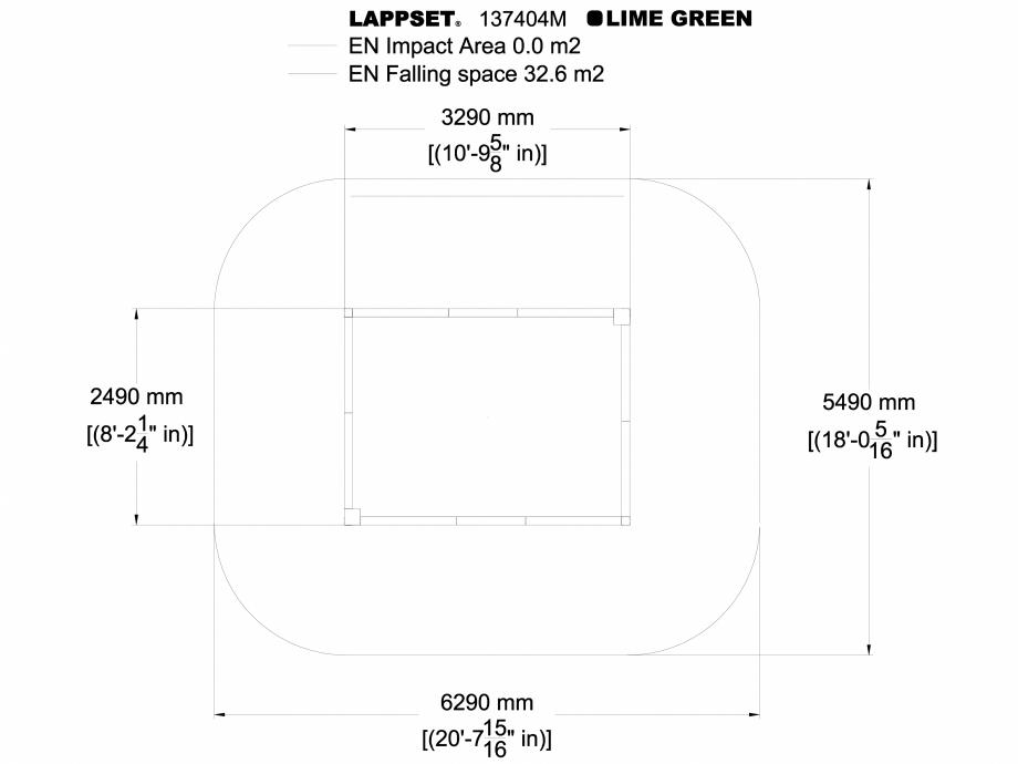 Pagina 1 - CAD-DWG Echipament de joaca pentru copii - 137404 LAPPSET Detaliu de produs NEW FINNO