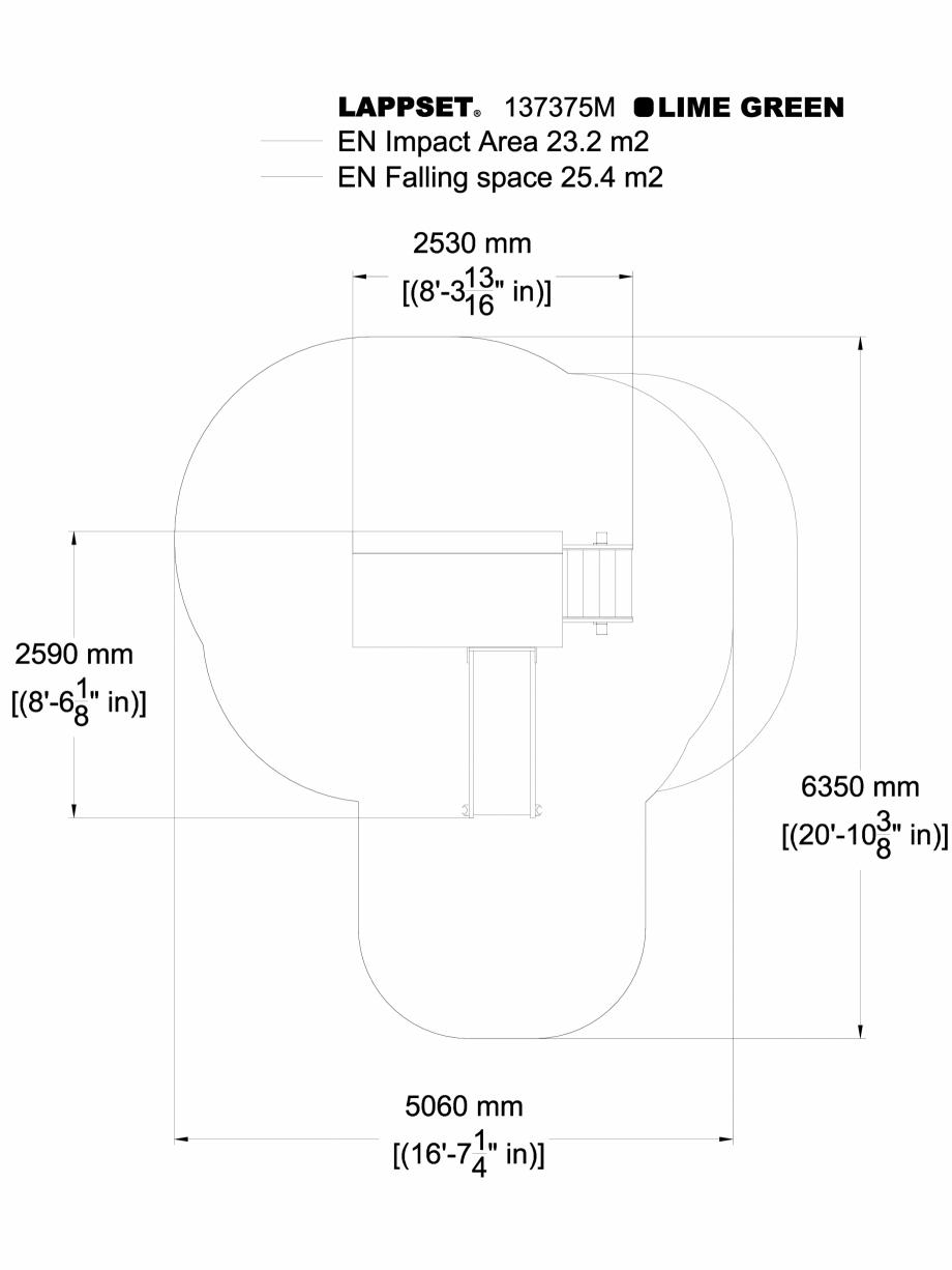 Pagina 1 - CAD-DWG Echipament de joaca pentru copii - 137375 LAPPSET Detaliu de produs NEW FINNO