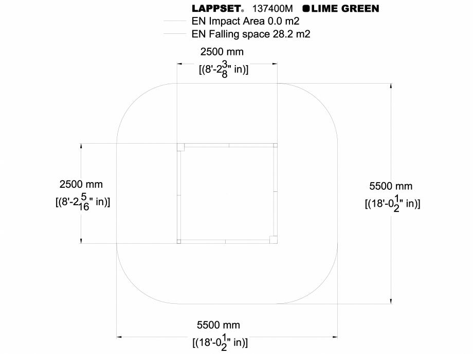 Pagina 1 - CAD-DWG Echipament de joaca pentru copii - 137400 LAPPSET Detaliu de produs NEW FINNO